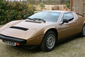 Maserati Merak SS LHD For Sale (1980)