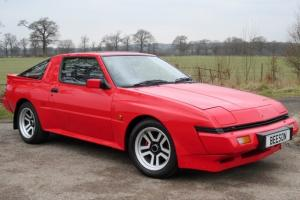 1990 Mitsubishi Starion EX Turbo 2.6 Widebody - Superb Ultra Rare Classic