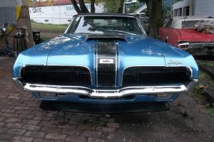 Mercury : Cougar Eliminator Clone Convertible