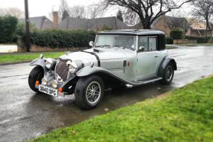 Rare Stunning Imperial Jackal classic car - not morgan panther beauford kit rod