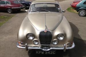 Jaguar S-Type 3.4 1965