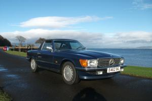 MERCEDES 300 SL 1988 LOVELY CAR ONLY 45K MILES