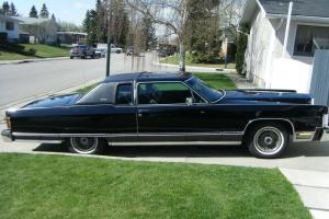 Lincoln : Town Car 2 Door Coupe