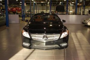 Mercedes-Benz : CL-Class CL600
