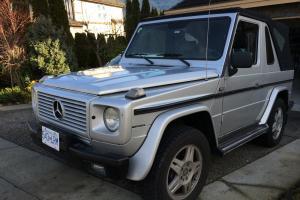 Mercedes-Benz : G-Class 300 TDI
