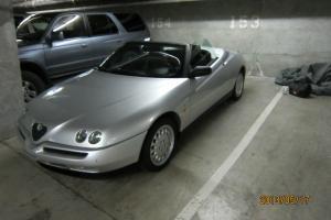 Alfa Romeo : Spider T.SPARK 16V