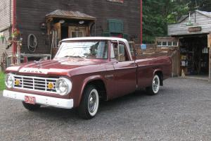 Other Makes : F100 Fargo