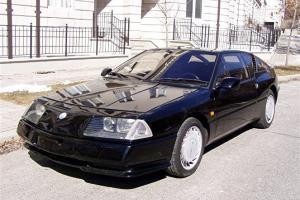 Renault : Alpine GTA Turbo