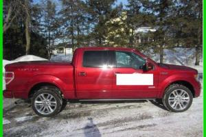 Ford : F-150 Limited Super Crew Cab Ecoboost 4x4 with Warranty