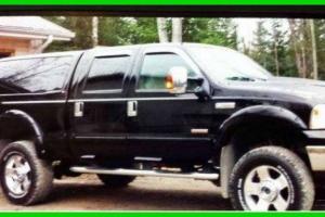 Ford : F-350 Lariat Crew Cab FX4 Off Road Diesel 4x4