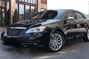Chrysler : 200 Series Touring