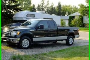 Ford : F-150 XLT Extended Cab 4x4 8' Long Box With Warranty