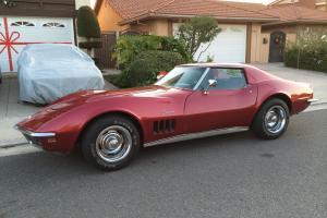 Chevrolet : Corvette 2 Door