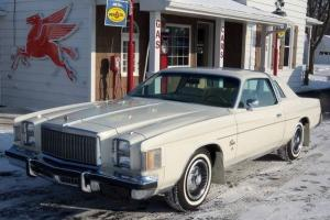 Chrysler : Other  2 Door Coupe 79 * 360 V8