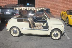 Fiat : Other FIAT JOLLY THE ULTIMATE BEACH CRUISER