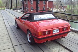 1985 TVR 280I 16k original miles
