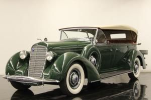 Lincoln : Other Seven Passenger Touring