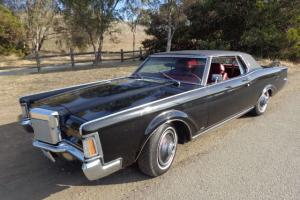 Lincoln : Continental MKIII