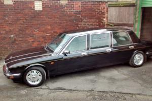 jaguar 6 door limousine