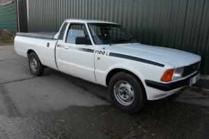 FORD CORTINA P100 PICK UP TRUCK 1986, VAN, VERY RARE !!!
