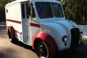 1966 Divco Milk Truck