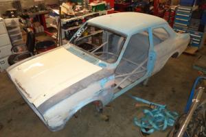 Ford Escort mk1 rally car shell 1968 1600 super log book grp 4 not mk2 Photo