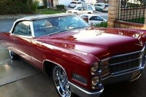 Cadillac : DeVille Base Coupe 2-Door