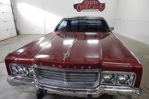 Chrysler : New Yorker Runs&Drives Great Body&Interior VGood No Post 440