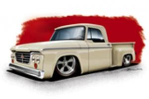 Dodge : Other Pickups bare