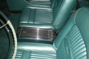 Mercury : Comet S-22 trim