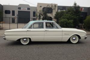 XK Falcon Deluxe Sedan 1961 Will Suit XL XM XP XR XT XY XW Hotrods Fans
