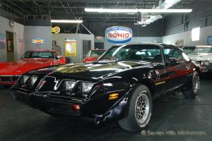 Pontiac : Trans Am Black/Black