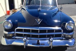 Cadillac : Other 331 V8