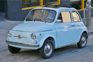 Fiat : 500 F