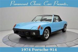 Porsche : 914