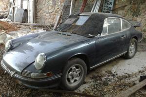 Porsche : 912 Coupe 2 doors