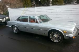 Jaguar : XJ6 XJ6L Photo