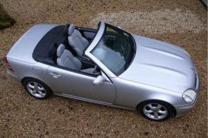 Mercedes Benz SLK 320 Manual, 27,000 Miles, 1 Owner From New, 2003