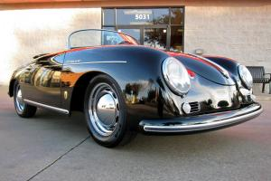 Porsche : 356 1600 Super Speedster
