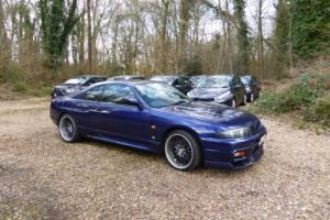 1999T Nissan Skyline 2.6 Twin Turbo 454BHP 374ib ft UK Dealer Sup Photo