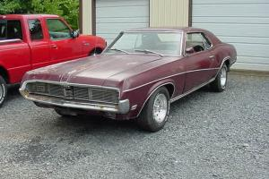 Mercury : Cougar  4 SPEED COUPE