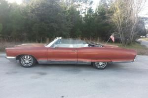 Pontiac : Bonneville convertible
