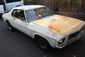 Holden Monaro HQ GTS Original 79 000MILES Collector CAR Unrestored NO Reserve in Upper Coomera, QLD
