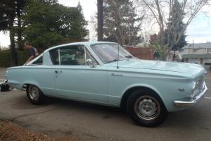 Plymouth : Barracuda Standard