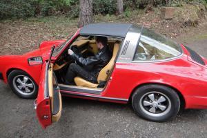 Porsche : 911 S
