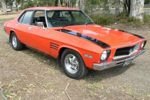Holden HQ SS 1972 4D Sedan 4 SP Manual 4 2L Carb in Werribee, VIC