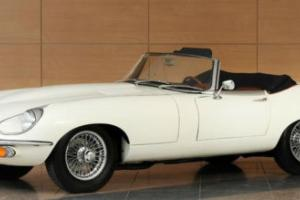 1968 E Type Series 2 Roadster LHD