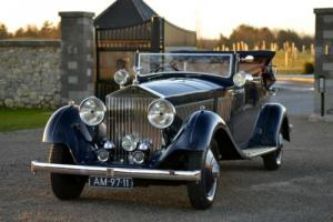1935 Rolls-Royce 40/50hp Phantom II 3 position DHC