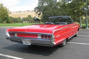 Chrysler : Newport convertible