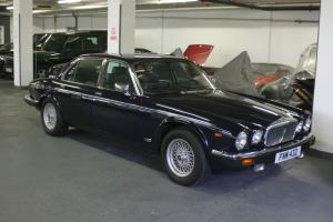 1992 Daimler Double Six Series 3 V12, LHD, 1 Owner 44,000 Miles FSH Immaculate